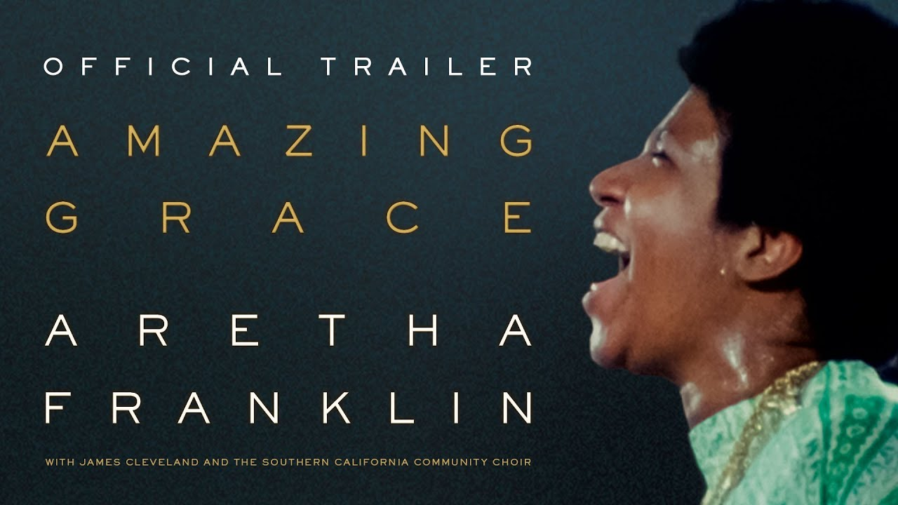 Video trailer för Amazing Grace [Official Trailer] - In Theaters April 5, 2019