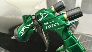 Iwata Supernova Lotus Edition