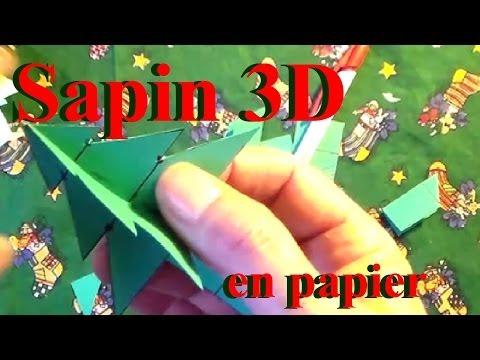 Sapin 3D