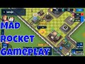 Mad Rocket: Fog Of War New Boom Strategy Android Gamepl