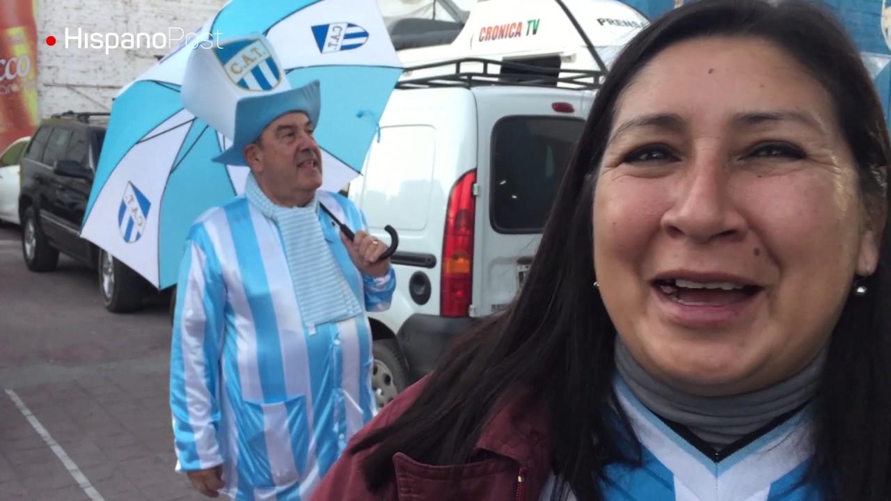 """""""Pituco"""" el hincha más famoso del norte argentino"""