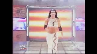 "A Look At Victoria's WWE Theme Song ""All The Things She Said"" (RARE Footage)"