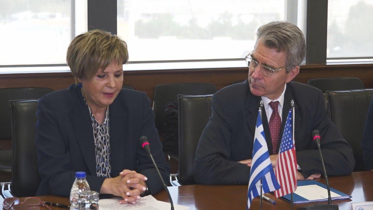 Σύναψη συμφωνίας PNR (Passenger Name Records) μεταξύ Ελλάδας και ΗΠΑ