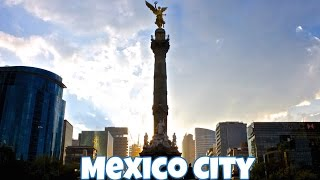 Beautiful Mexico City in HD