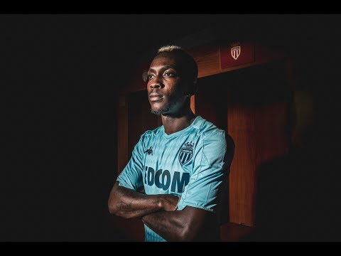 Henry Onyereku dévoile le maillot Third ! - AS Monaco x Kappa
