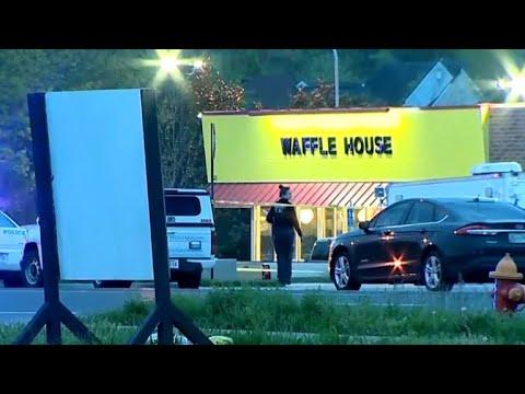 Gunman kills 4 at Waffle House outside Nashville
