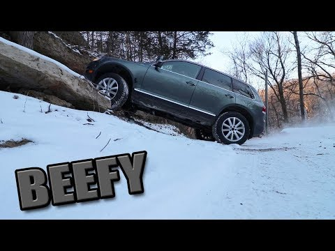 Jack's Off-Road Built TDI Touareg | Owner Spotlight