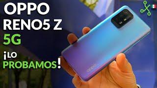 OPPO RENO5 Z 5G llega a MÉXICO: PROBAMOS sus CINCO CÁMARAS