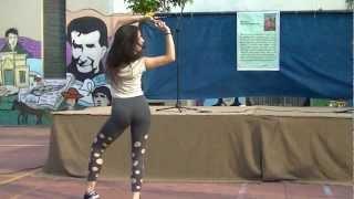 muevete duro coreografia
