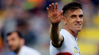 Forget Lionel Messi, Cristiano Ronaldo: Krzysztof Piatek leads Europe's top five leagues in goals