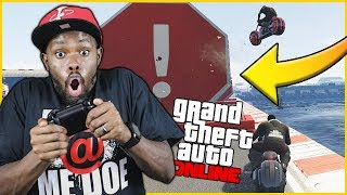 TIME TO FIND OUT WHO'S THE WORST DRIVER! - GTA Online Gameplay