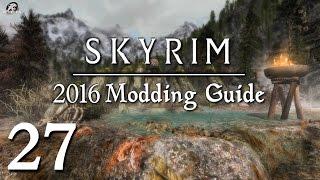 2016 Skyrim Modding Guide Ep.27 - Soundtrack / Music Mods or Not.