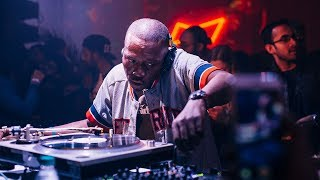 Marcellus Pittman - Live @ Boiler Room BUDx New Delhi 2018