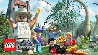 LEGO Jurassic World ITA - Un Mondo Pieno di Dinosauri! - DEMO