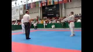8-й Чемпионат мира по карате WKC 2012.avi