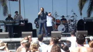 Damian Marley Nas Old War Chant Sunfest May 2, 2010