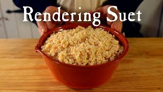 Suet - 18th Century Cooking with Jas. Townsend and Son S3E7