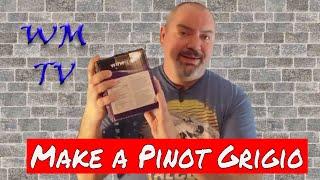 Make a Pinot Grigio | Wine Expert Kit