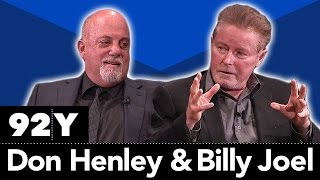 Don Henley with Billy Joel