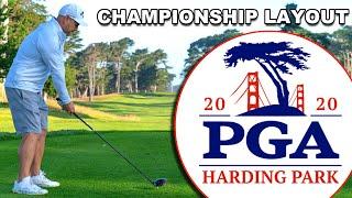 PGA Pros Battle at The 2020 PGA Championship Course! |  TPC Harding Park