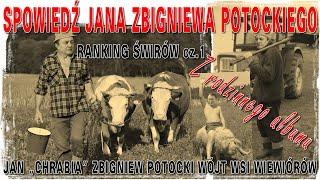 Spowiedź Jana Zbigniewa Potockiego – Ranking Świrów, cz. 1