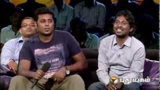 Manam Thirumbuthe - With Actor Vijay Vasanth - Part 5