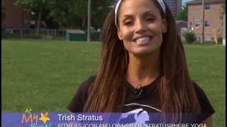 Trish Stratus At My Best PSA