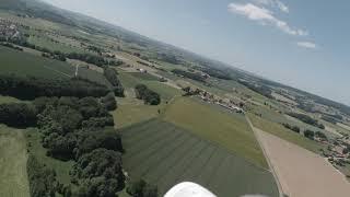 Random FPV Flight Germany 1 (Part 1)