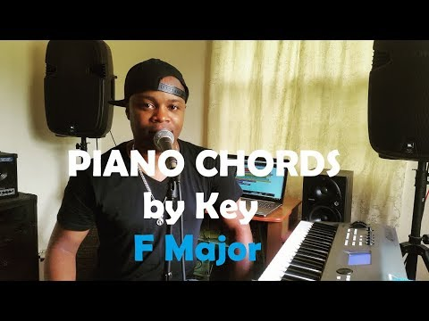 Chords by Key - Piano Chords in the Key of F Major