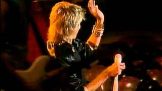 Rod Stewart - Da Ya Think I'm Sexy - Live -  Los Angeles Forum 1981