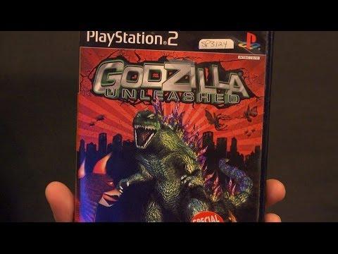 Godzilla Unleashed Playstation 2