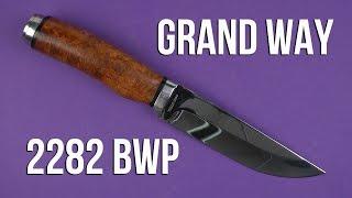 Grand Way 2282 BWP - відео 1