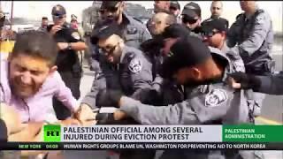 IDF uses live fire & tear gas on Gaza border protest, many injured
