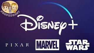 Disney+ Streaming Service Details & The Mandalorian!