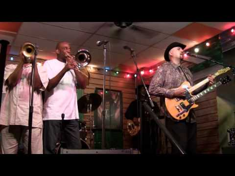 "CHICAGO BLUES ALL-STARS . . ""WALKING THE DOG"""
