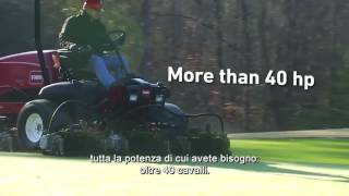 Toro Reelmaster 5010-H Powerful Enough ( ITA )
