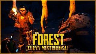 ENCONTRAMOS CUERPOS COLGADOS - THE FOREST #7