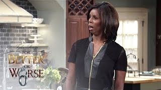 Angela Is Fed Up with Her Needy Houseguest | Tyler Perry's For Better Or Worse | OWN