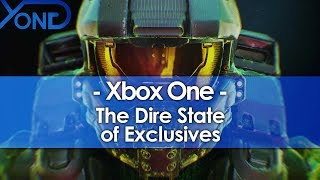 The Dire State of Xbox One Exclusives