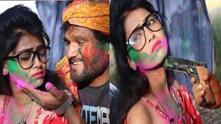 मुखिया के माल ह | Mukhiya Ke Mal || Bhopuri Holi Video Khesari2,Ritu Ji, 2021 Holi Song Priti ji