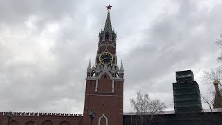 Защитники Кравченко 16 у стен Кремля