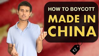 How to stop using Made in China products | Dhruv Rathee | Economical & Realistic Solution