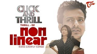 CLICK and THRILL || Thrill 2 | Non Linear || Fictional Web Thrills | By Harsha Annavarapu