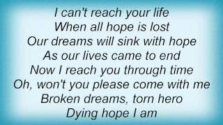 Dreamtale - Rising Wind Lyrics
