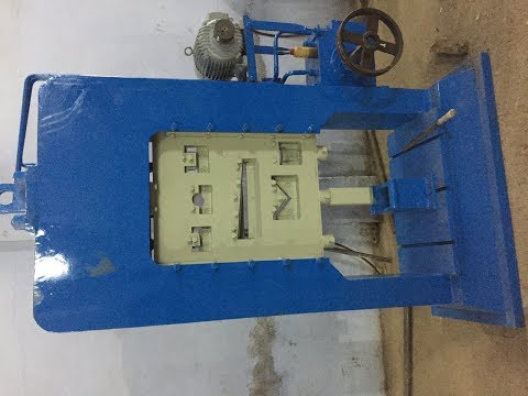 Iron Cutter Multipurpose Hydraulic Operated With Three Dies