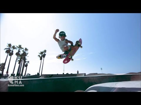 Sky Brown  - 9 year old Skatergirl