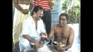 Crazy Mohan's | Satellite Samiyaar | Crazy Mohan | Maadhu Balaji | Cheenu Mohan | Part 1