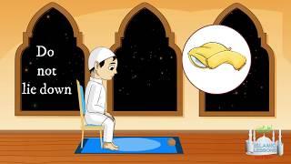 How to pray while injured/sitting