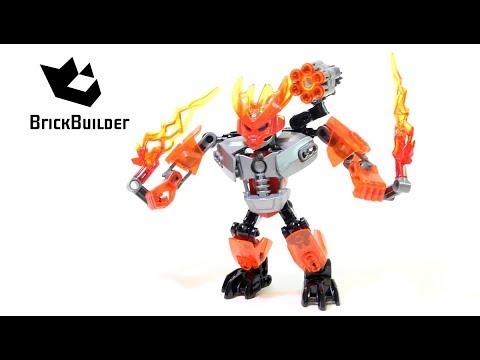Vidéo LEGO Bionicle 70783 : Protecteur du Feu