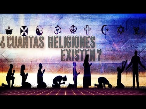 ¿Cuantas religiones existen? Clases CREENCIAS!